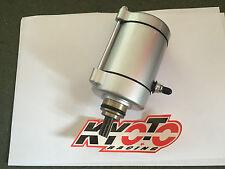 Motor de arranque nuevo para caber KYMCO Pulsar 125 Nuevo parte vendedor del Reino Unido