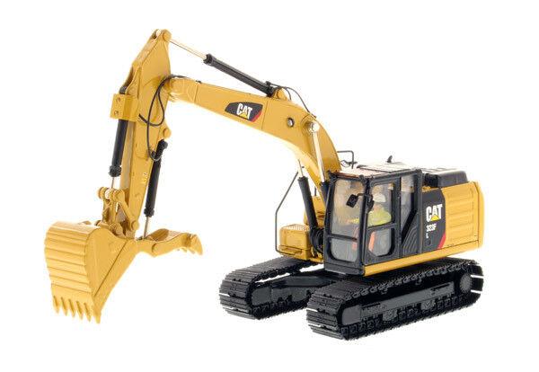 miglior prezzo 1 50 CAT 323F L Hydraulic Excavator Excavator Excavator Thumb-High Line Series 85924 Construction  negozio d'offerta
