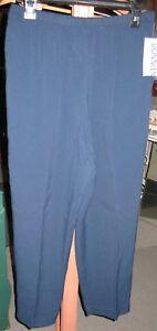 dd6d59cd6f3 NWT Womens Petite 14 Donnkenny Dark Navy Blue Business Casual Dress ...