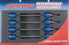 Traxxas 5451R Steel Driveshafts/Drive Shafts w/OptiDrive CVD : T-Maxx 3.3 4908
