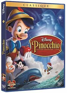 DVD-034-Pinocchio-034-Disney-n-2-edition-2-DVD-NEUF-SOUS-BLISTER
