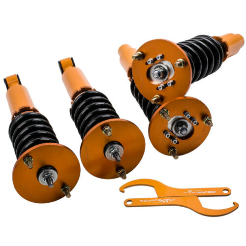 2 x Front 2 x Rear Coilover Strut Kit For Mitsubishi Eclipse 1995-1999 2ND Gen