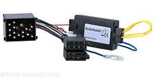 BMW 5er E39 KENWOOD Radio Adapter Kabel Stecker Lenkrad Fernbedienung Interface