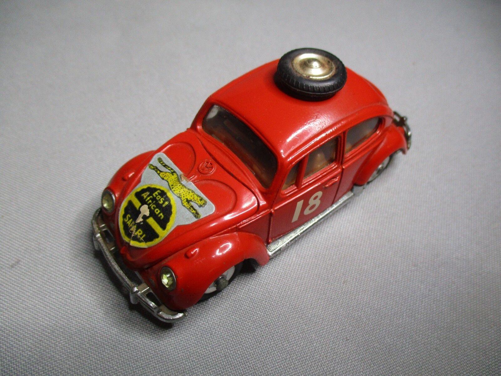 TA461 CORGI TOYS VW VOLKSWAGEN 1200 SALOON EAST SAFARI SAFARI SAFARI Ref 256 1 43 BEL ETAT 4b6e90