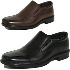 Leather Lined Alpine Swiss Men's Loafers