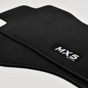 Mattenprofis Velour Fußmatten für Mazda MX-5 MX5 RF ND ab Bj.06/2015 Nuzs