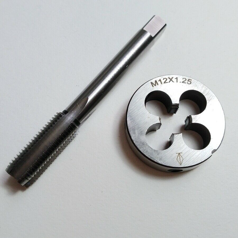 New 1pc Metric Left Hand Die M16 X 2mm Dies Threading Tools 16mm X 2.0mm pitch
