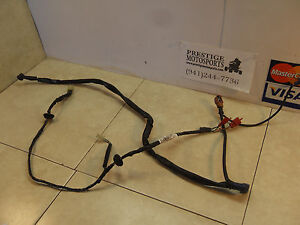 Details about SOLENOID WIRING 01-05 honda goldwing gl1800 gl 1800 OEM on