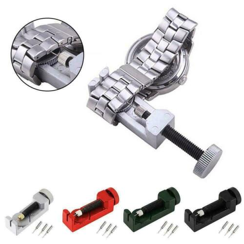 Einstellbare Uhrenarmband Armband Link Pin Remover Needl Repair 3X Tool K X4N9