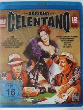 12 Filme Adriano Celentano - ASSO - Serafino - Sing Sing - Knallkopf - Brummbär