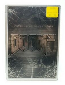 DOOM-3-Limited-Collector-039-s-Edition-Microsoft-Xbox-Game