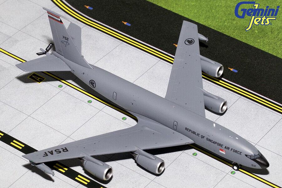 Singapore Air Force Boeing KC-135R GeminiJets 1 200 Diecast Models G2SAF746