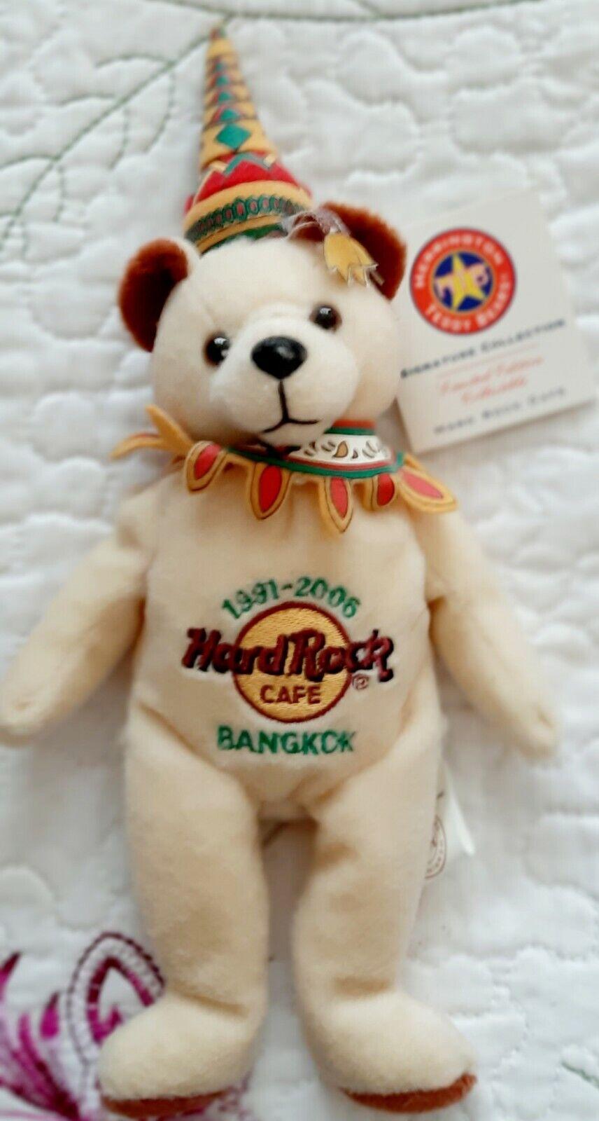Hard Rock Cafe Bankok Bear