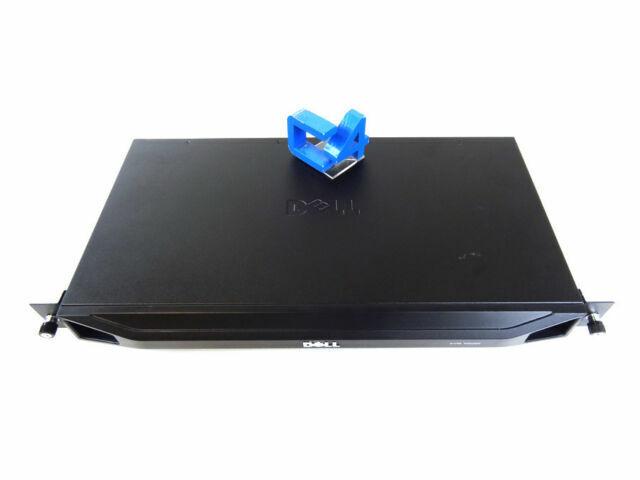 Dell Poweredge 1082DS K3MKP 8-Port KVM Remote Console Switch KIT KVM New SWT