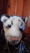 "K&M Wild Republic 2007 Cheetah Leopard Stuffed Animal Toy 13"" Soft Cuddly GUC"