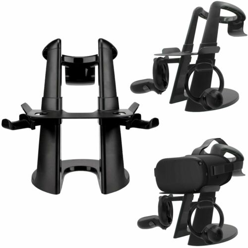 For Oculus Rift S VR Headset /&Oculus Quest All-In-One Display Stand Holder Mount