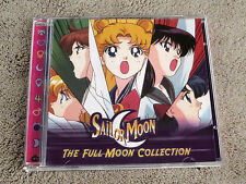 SAILOR MOON - The Full Moon Collection - CD OST - Music From Original Soundtrack