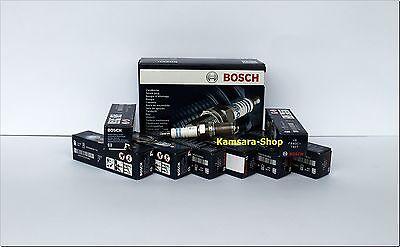 4x Bosch 0242229659 bujías Super Plus Fiat Mazda mercedes nissan 6 fr8dc