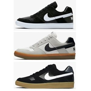 30dfd05a60 Image is loading Nike-SB-Delta-Force-Vulc-Sports-Skateboarding-Shoes-