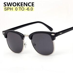 SWOKENCE-Prescription-Glasses-Men-Women-Polarized-Sunglasses-Diopter-Shortsight