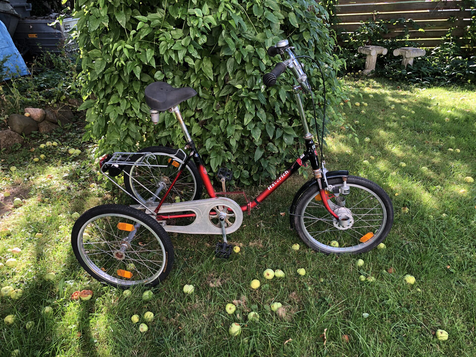 Senior cykel