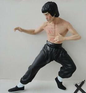 BRUCE LEE ACTION FIGURE PVC  ENTER THE DRAGON  nuovo