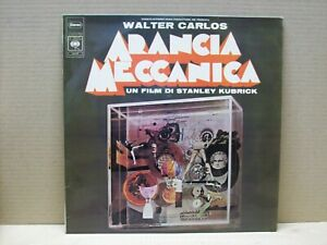 SOUNDTRACK-ARANCIA-MECCANICA-STANLEY-KUBRICK-LP-33-RPM-CBS