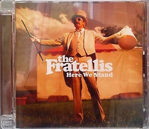 The Fratellis  Here We Stand CD 2008 - Loughborough, Leicestershire, United Kingdom - The Fratellis  Here We Stand CD 2008 - Loughborough, Leicestershire, United Kingdom