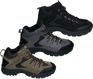 Mens-New-Hiking-Walking-Trail-Rambling-Boots-Size-Free-UK-Shipping