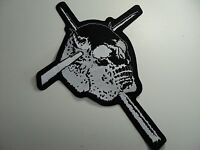 Candlemass Embroidered Back Patch