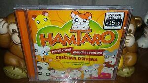 CD-CRISTINA-D-039-AVENA-HAMTARO-PICCOLI-CRICETI-GRANDI-AVVENTURE-SIGILLATO-P