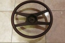 Camaro Z28 ROPE Steering Wheel 70-81 Red GM Original Chevrolet