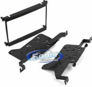 Metra 95 8157b Double Din Installation Dash Kit For 1992