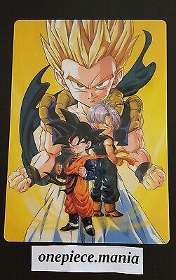 DRAGON BALL Z Carddass Hondan Rami Goku Animetopia. jumbo card