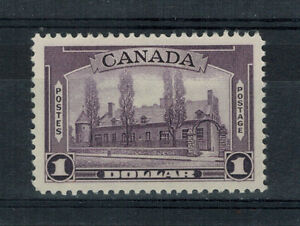 CANADA-SCOTT-245i-MINT-ORIGINAL-GUM-HINGED-AND-WELL-CENTERED
