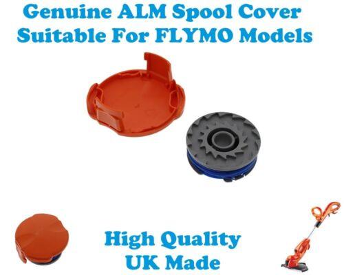 FLYMO EIT300 ET23 ET23+DX ET23DX ET25+DX GENUINE ALM TRIMMER SPOOL /& LINE COVER