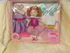 Madame Alexander FANCY NANCY DRESS UP TOTE, DOLL/Clothes NEW NRFB