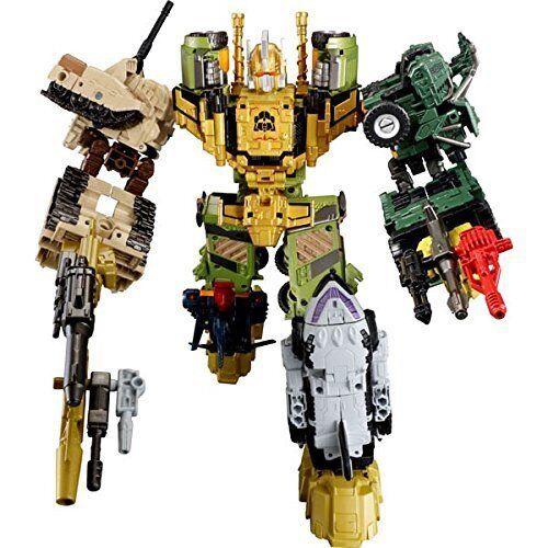 Bardy Gas Transformers Unite Warriors UW-EX NEW F S JAPAN