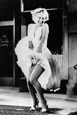 """New 5x7 Photo: Marilyn Monroe in """"Seven Year Itch"""", Famous White Dress Scene"""