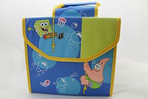 Doppelpacktasche-SpongeBob-gelb-blau-bunt