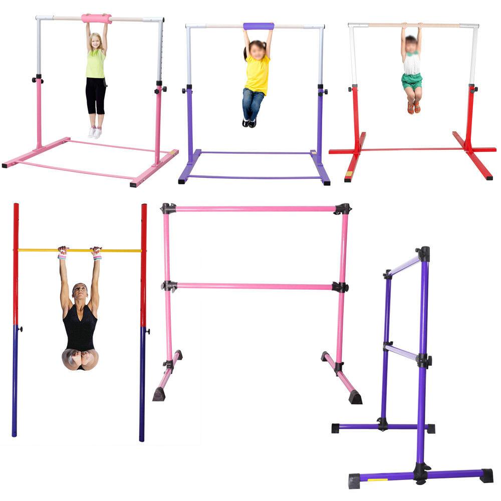 High Quality Gymnastic High Bars Ballet Stretch Bar Steel Pipe Home Gym Training
