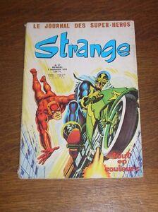 COMICS-STRANGE-N-57-SEPTEMBRE-1974-BON-ETAT