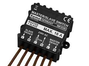 KEMO   M103N  Master/Slave Schalter 230 V/AC (400 V/AC)