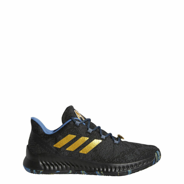a2bb8a0e2fc NIB MENS ADIDAS F36813 HARDEN B E X MVP BASKETBALL SHOES SNEAKERS BLACK  150