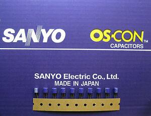 10pcs-Oscon-Sanyo-OS-CON-22-F-10V