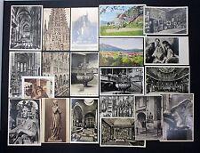 20 Postkarten AK Deutschland Murnau Berg Isel Innsbruck München  (Lot-I-5032