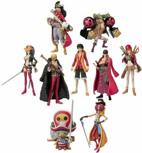súper modelado Soul Teatro versión de  One Piece Film Z  batalla decisiva Forf S