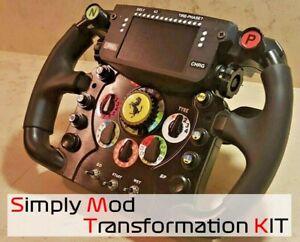 Simply-Mod-F1-KIT-for-Thrustmaster-Ferrari-F1-Wheel-Add-On-various-models