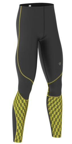 Men/'s Compression tights Base layer long pants running yoga Gym sports fit  pant