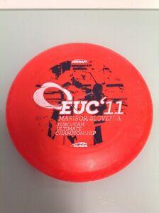 Discraft Frisbee Slovenia Maribor European Ultimate Championships 2011 Discgolf